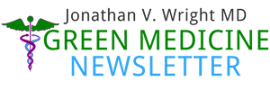 Green Medicine Newsletter
