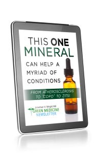 The One Mineral Special Report